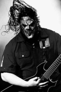 Mick slipknot unmasked